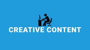 creative contnt